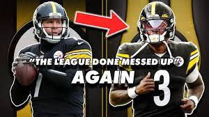 The Steelers Signed Dwayne Haskins ...