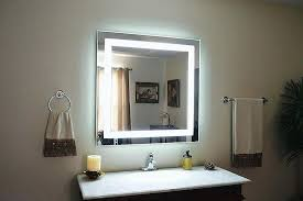 lovely lighted bathroom mirror wall mounted tilting bathroom mirrors awesome lighted bathroom vanity mirror house decorations