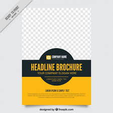 Brochures Templates Free Download Simple Flyer Ohye Mcpgroup Co