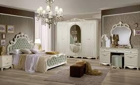 Schlafzimmer Set Atene In Cremeweiss Vintage Grün 160x200 Cm Mit
