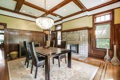 the patterned coffered ceiling and the detail pattern on the floor is perfect