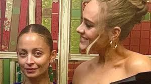 Adele Sends Birthday Wishes To Her Friend <b>Nicole Richie</b> | British ...