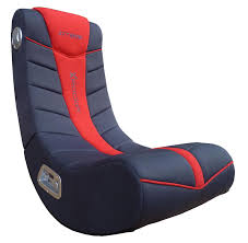 com x rocker 51491 extreme iii 2 0 gaming rocker chair with audio system sports outdoors