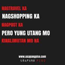 Utang Quotes And Stories فيسبوك