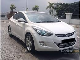 hyundai elantra 2013 white. 2013 Hyundai Elantra Premium Sedan In White