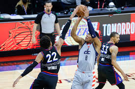The atlanta hawks do it again. Sixers Wizards Game 2 Recap Sixers Cruise To An Easy Win Liberty Ballers