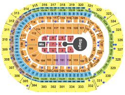 Sprint Center Seating Chart Blake Shelton Wells Fargo Center Online Charts Collection