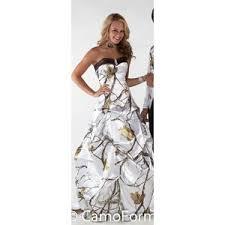 camo wedding dresses polyvore