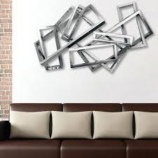 modern metal wall art australia