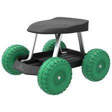 garden seat on wheels. Item 3 Outdoor Garden Gardening Yard Rolling Scooter Stool Cart Work Seat Bench Wheels -Outdoor On