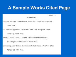 how to cite your sources giving credit to your sources using mla format to cite your sources