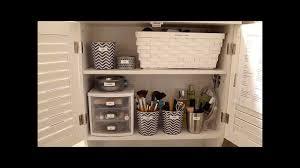budget makeup organization how to organize your bathroom