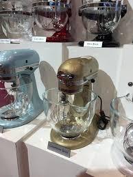 gold kitchenaid mixer kitchenaid metallic series