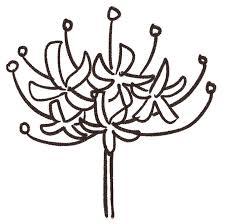 彼岸花のイラスト花 ゆるかわいい無料イラスト素材集