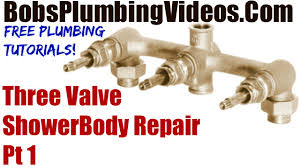 marvellous design repair shower faucet valve gerber three part 1 you bathtub delta how to