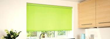 kitchen blinds blinds and shades