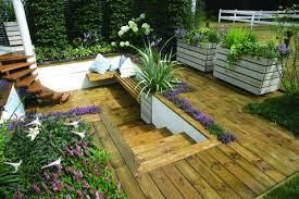 12 garden decking ideas for creative