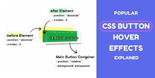 Popular CSS Button Hover Effects Explained - Dynamic Drive Blog