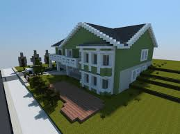 Small Picture Realistic Family House Minecraft House Design