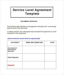 help desk service level agreement template service level agreement template ultramodern icon example