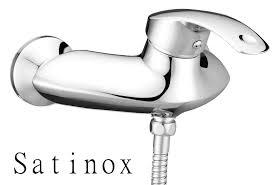 BRNO SATINOX <b>смеситель для душа</b>, <b>сатин</b>, IMPRESE 1515S ...