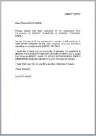 Friendly Resignation Letter   Resignation Letters   LiveCareer Sample Templates