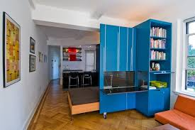Great Efficiency Apartment Ideas Apartment Cool Blue Bookshelves With Efficiency  Apartment