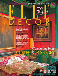 Small Picture Elle Decor India Collectors Copy An Indian Summer