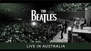 Beatles Live Australia Concert film w great audio.