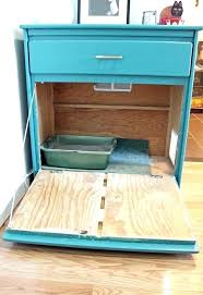 concealed litter box furniture. Hidden Litter Box Furniture Best Images On Pets Cat 7 Solutions To . Concealed