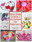 February crafts pictures