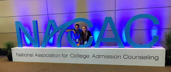 laurel springs visits the nacac conference