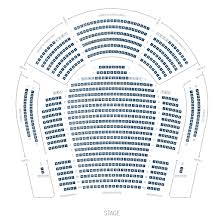 Studious Crystal Grand Theater Seating Chart Blue Man Group