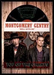 2015 Country Music Top Of The Charts Green Montgomery