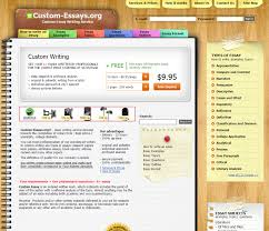 just custom essays org reviews top college writers who the service is for