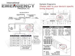 12 pin wire diagram led wiring library 12 pin connector plug for whelen traffic advisors sirens rh iep usa com whelen wiring diagram