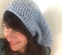 Slouch Hat Crochet Pattern Extraordinary How To Crochet A Slouchy Beanie Free Slouchy Crochet Hat Pattern