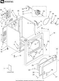 Admiral dryer parts diagram elegant fancy maytag washer wiring rh kmestc
