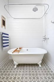 claw foot tub and exposed plumbing shower kit