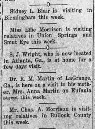 Clipping from The Clayton Record - Newspapers.com