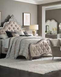 hooker bedroom furniture. Simple Bedroom Hooker Furniture Juliet Tufted King Panel Bed Throughout Bedroom E