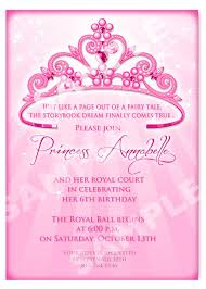 Princess Invitations Free Template Free Printable Princess Birthday Invitation Templates Kids