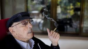 Author: Lourdes Garcia-Navarro Contact: Help Center Website: Medical Marijuana Use Sprouting In Israel : NPR - Moshe_Rute_Smoking_MMJ