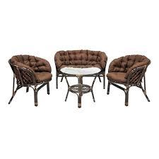 "<b>Комплект плетеной мебели</b> ""Багамы"""