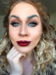 how to make makeup videos on insram video tutorial arabic look up is milk1422 insram inspired abstract blue smokey eye makeup tutorial