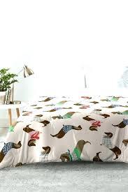 amazing dachshund bedding set or dachshund 91 home interior design companies in dubai