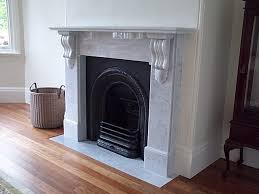 marble fireplaces installed by chippendale restorations