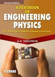 A Textbook of Engineering Physics (Kerala) By A S Vasudeva