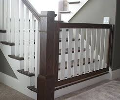 High End Baby Gates Nonsensical Wood Gate For Stairs 4119 Home ...