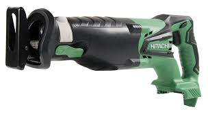 hitachi reciprocating saw. hitachi cr18dglp4 18v cordless lithium-ion reciprocating saw with lifetime tool warranty (tool only, no battery) - amazon.com